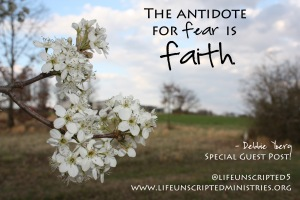 antidote for fear