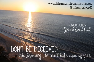 don't be deceived