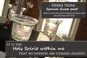 holy spirit within me