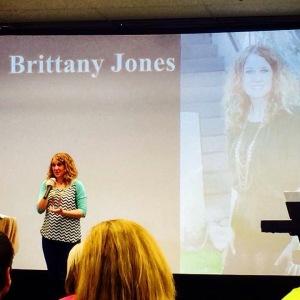 Britt Speaking
