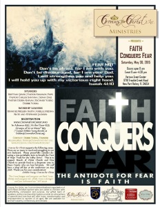 Faith Conquers Fear